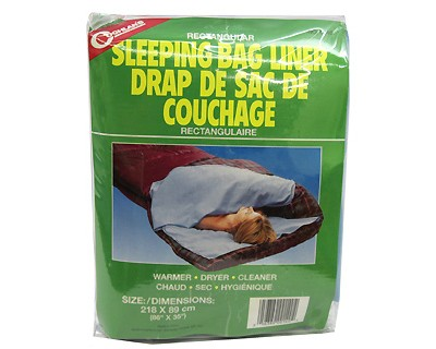 Sleeping Bag Liner - Rectangular - 0140-60441