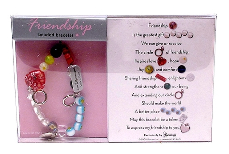 Friendship Beaded Bracelet - Adult