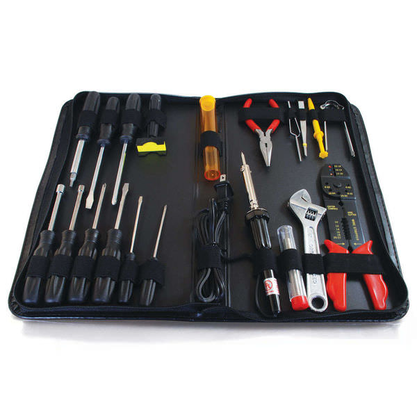CablesToGo (C2G) 04591 20-Piece Computer Tool Kit