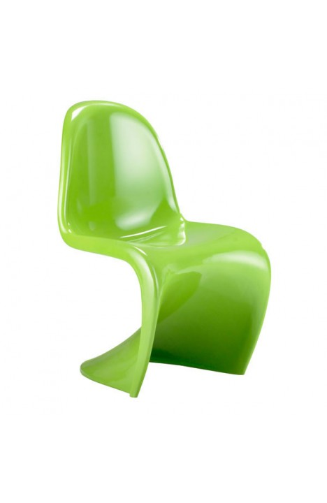 S Dining Chair Green