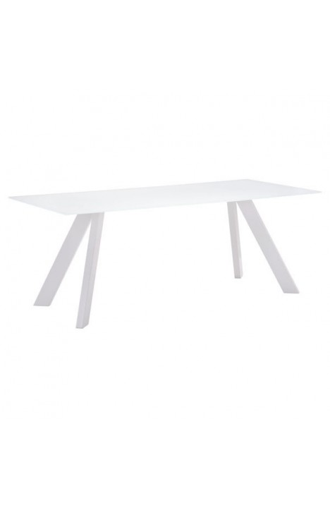 Emard Dining Table White