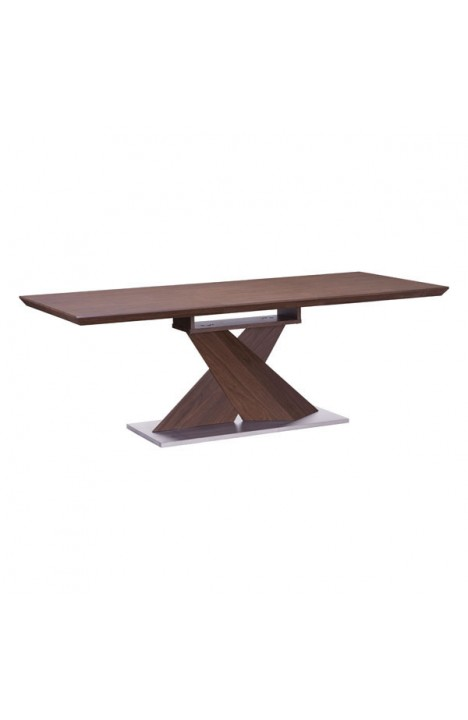 Jaques Extension Dining Table Walnut