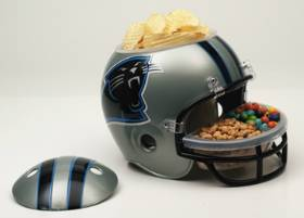 Carolina Panthers Snack Helmet - 1094326029