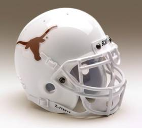 Texas Longhorns Schutt Mini Helmet