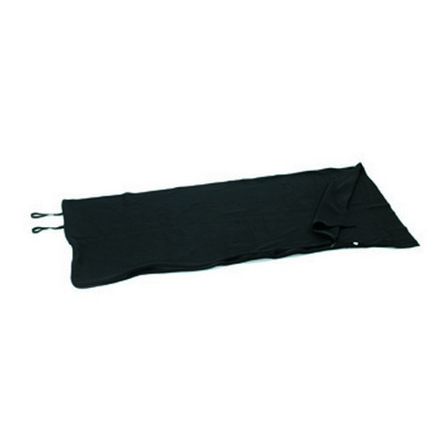 Sleeping Bag, Fleece Black - 15211-168021