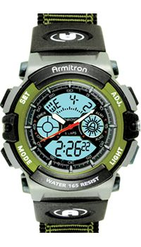 Armitron 201437GRN Mens Watch - 201437GRN