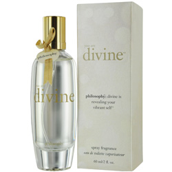 Philosophy You Are Divine By Philosophy Edt Spray 2 Oz