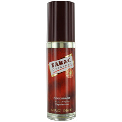Tabac Original By Maurer & Wirtz Deodorant Spray 3.4 Oz (glass Bottle) - 229449.FragN