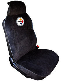 Pittsburgh Steelers Seat Cover