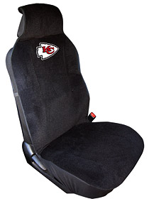 Kansas City Chiefs Seat Cover - 2324596825