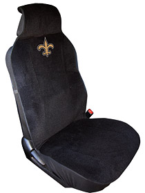 New Orleans Saints Seat Cover