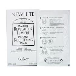 Guinot By Guinot Newhite Instant Brightening Mask For The Face --7x40ml/1.4oz