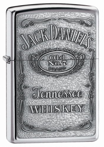 Jack Daniels Pewter Label - 250JD.427 - 250JD.427_jb