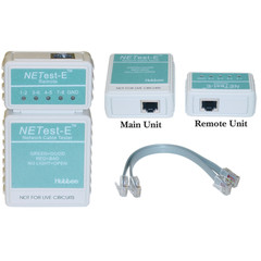 NETest-E Cable Tester - 31X6-04400