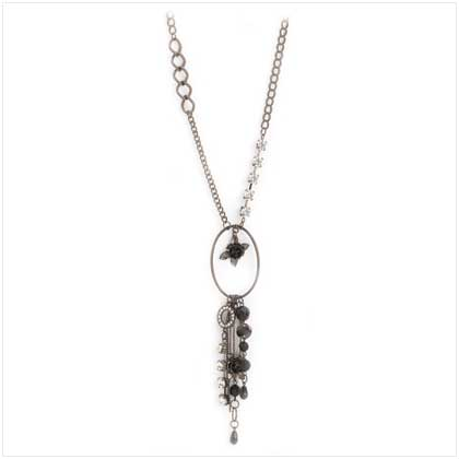 Victorian Charm Necklace - 39996