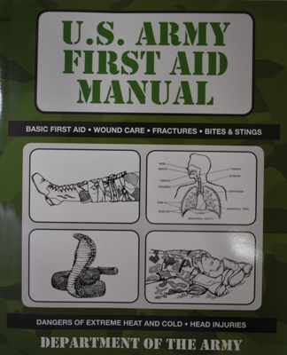 US Army First Aid Manual - 44150 - 44150_jb