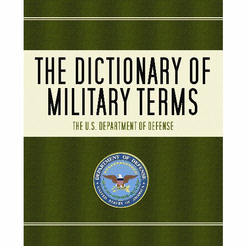 The Dictionary of Military Terms - 44170 - 44170_jb