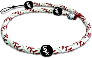 Chicago White Sox Frozen Rope Necklace