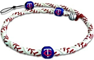 Minnesota Twins Frozen Rope Necklace