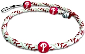 Philadelphia Phillies Frozen Rope Necklace