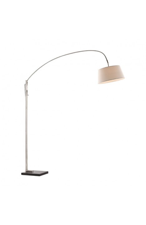 Alpha Floor Lamp Beige