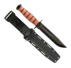 US Navy Fighting/Utility Knife w/ Sheath - 5025