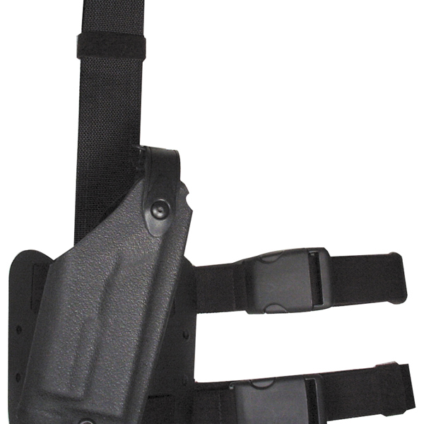 Safariland 6004 Tactical Leg Holster For Glock 17/22, RH w/M6 - 6004-8321-121