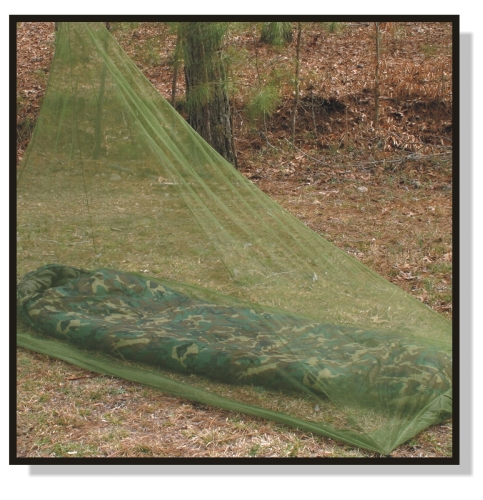 Backpacker Mosquito Net Olive Green - 61580 - 61580_jb