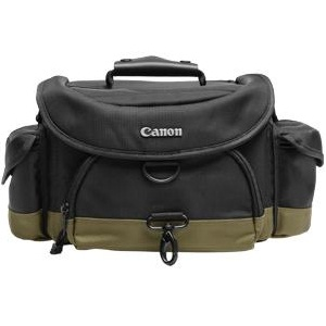 Canon 10EG Deluxe Gadget Bag - Top-loading - Nylon - 6231A001 - 6231A001