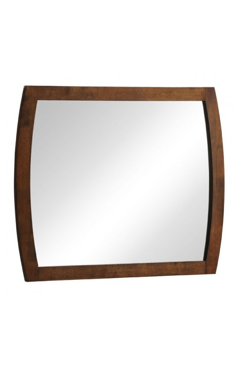 Portland Mirror Walnut
