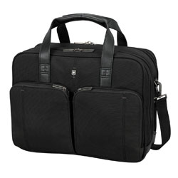 Victorinox Tourbach 2.0 Computer Brief - Black - 17 inch - 81-8301
