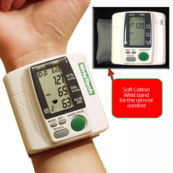 Wristech Blood Pressure Monitor - 82-3649
