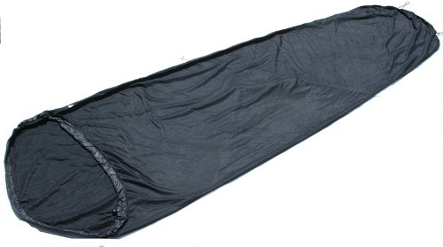TS1 Sleeping Bag Liner Blk - 92090
