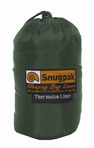 TSI Sleeping Bag Liner Olive - 92091 - 92091_jb