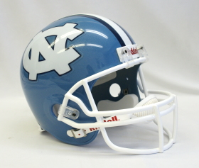 North Carolina Tar Heels Riddell Deluxe Replica Helmet