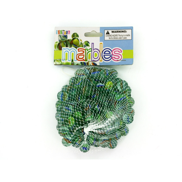 Medium Glass Marbles [ 25 Pack ]