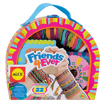 Friends 4 Ever Bracelet Kit - ALE737WX