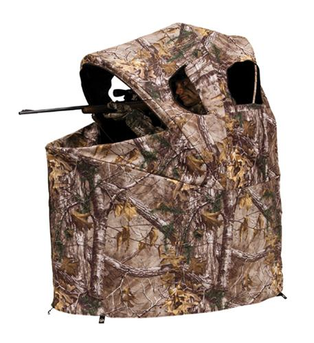 Wildgame Innovations Ameristep Tent Chair Blind - AM-1RX1C028 - AM-1RX1C028