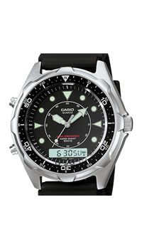 Casio AMW320R-1EV Mens Watch - AMW320R-1EV
