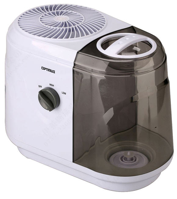Optimus U33015 Humidifier 2.0 Gallon Cool Mist Evaporative