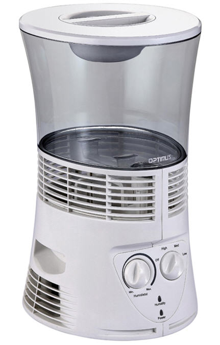 Optimus U33100 Humidifier 3.0 Gallon Cool Mist Evaporative
