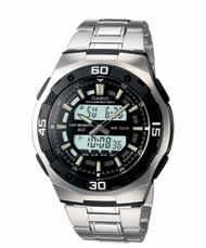 Casio AQ164WD-1AV Mens Watch