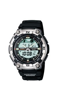 Casio AQW100-1AV Mens Watch - AQW100-1AV