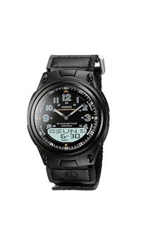 Casio AW80V-1BV Mens Watch - AW80V-1BV