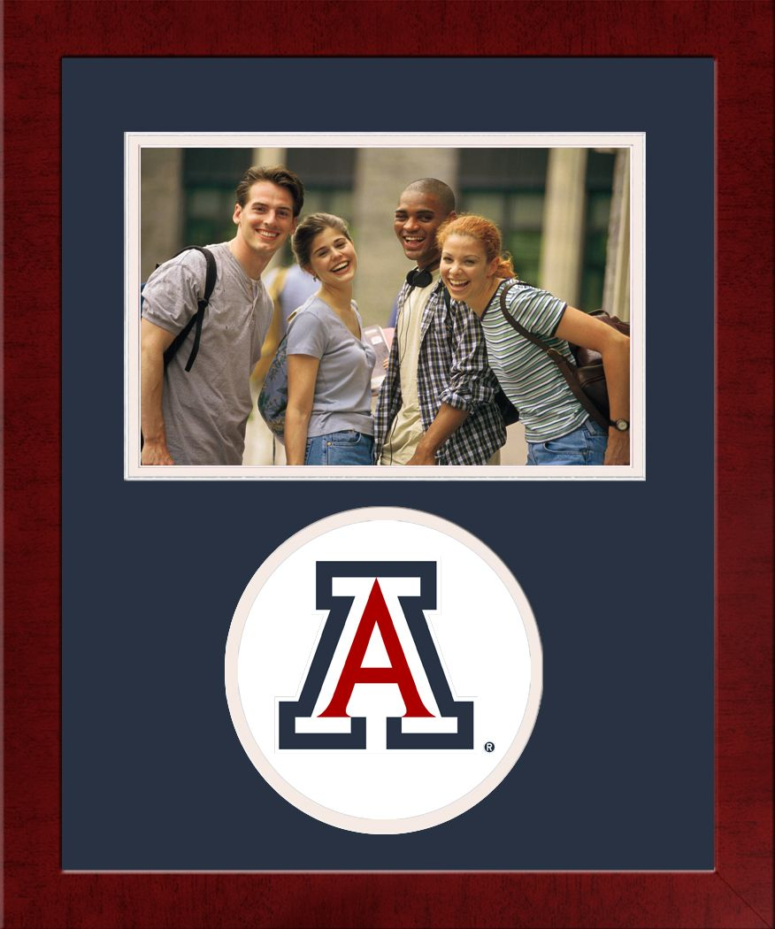 University of Arizona Spirit Photo Frame (Horizontal)