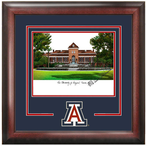 University of Arizona Spirit Litho Frame