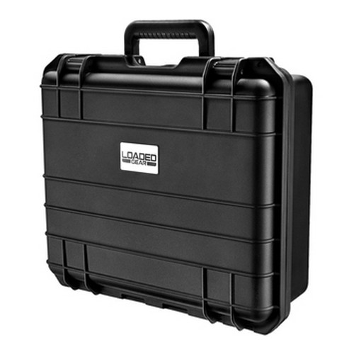 Loaded Gear,HD-300 Hard Case,Black,Strap - BH11860-113434
