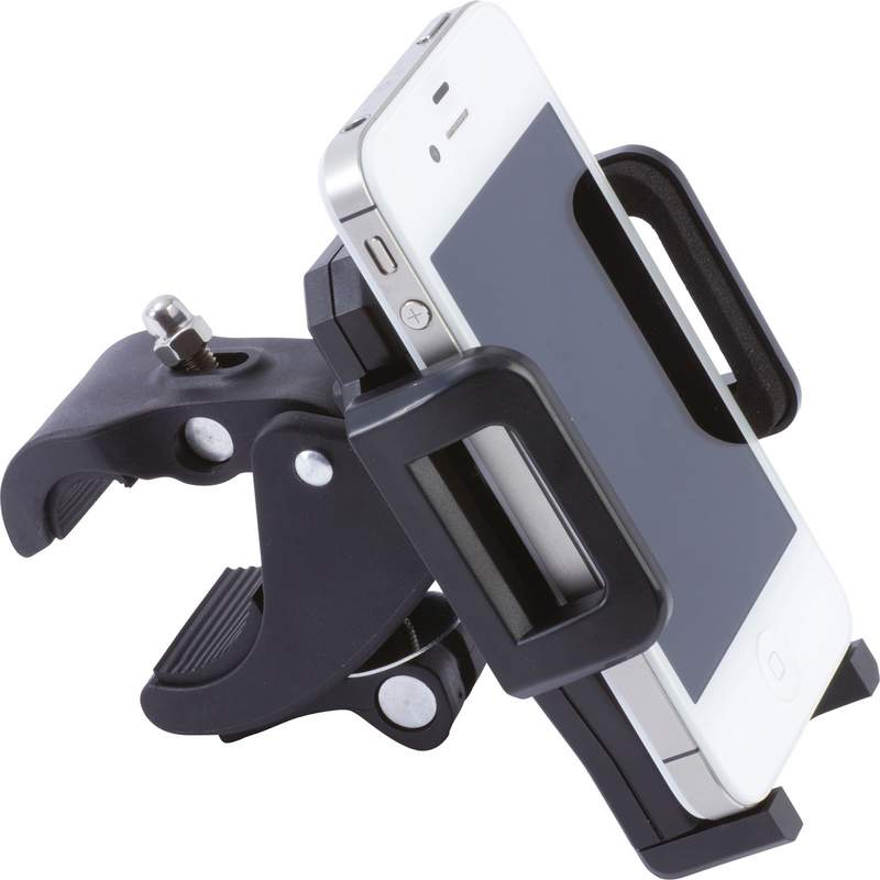 Diamond Plate™ Adjustable Motorcycle/bicycle Phone Mount - BKMOUNT