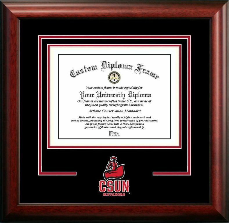 California State University, Northridge Spirit Diploma