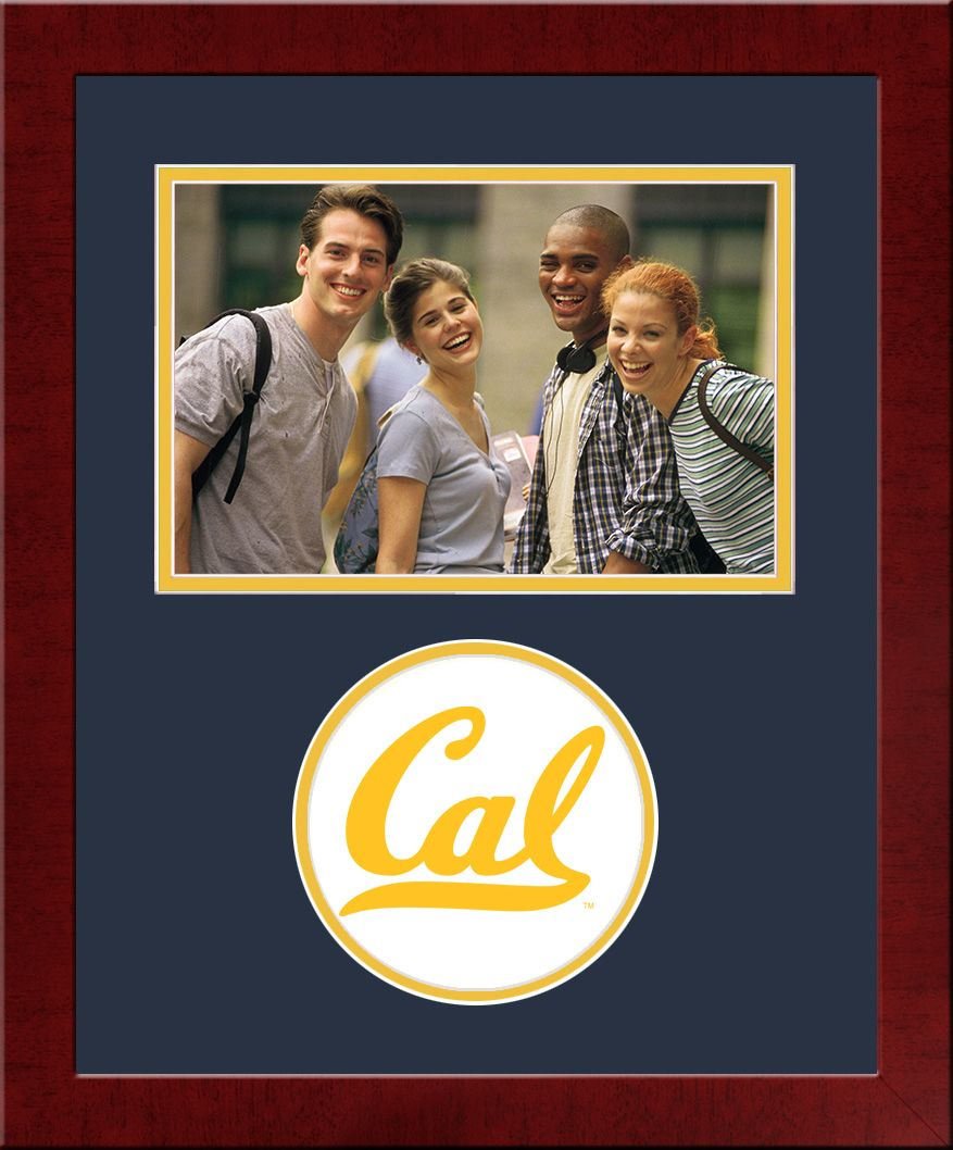 University of California, Berkeley Spirit Photo Frame (Horizontal)